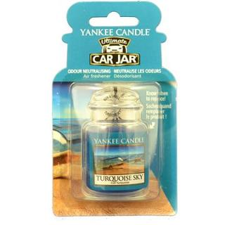 YANKEE CANDLE Car Jar - Turquoise Sky