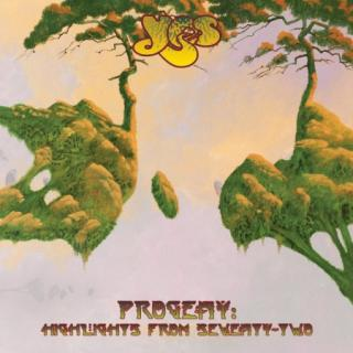 Yes : Progeny (Highlights From Seventy Two) 3LP