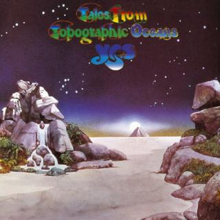Yes : Tales From Topographic Ocean 2LP