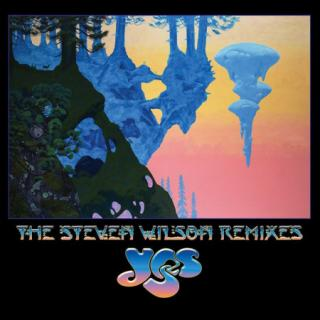 Yes : The Steven Wilson Remixes  LP