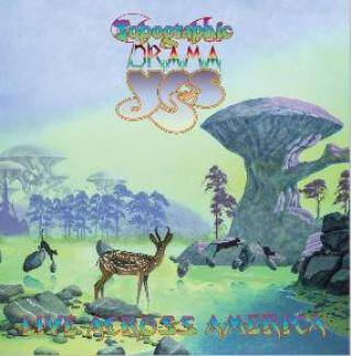 Yes : Topographic Drama (Live Across America) 3LP