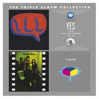 Yes : Triple Album Collection CD