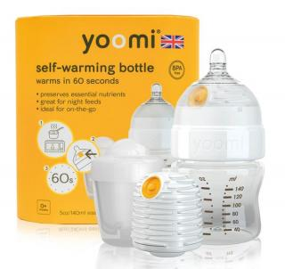 Yoomi 5ou Bottle Warmer Teat Pod Y 15B1W1P