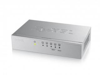 Zyxel GS-105B, 5-port 10/100/1000Mbps Gigabit Ethernet switch, desktop, GS-105BV3-EU0101F