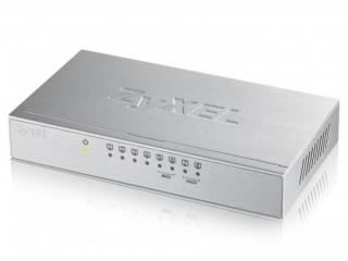 Zyxel GS-108B, 8-port 10/100/1000Mbps Gigabit Ethernet switch, desktop, GS-108BV3-EU0101F